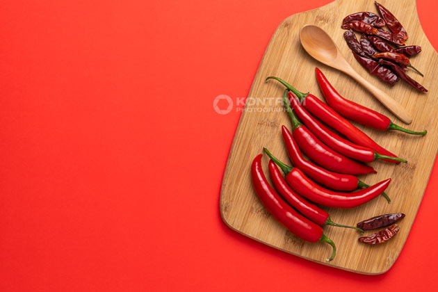 red chilli photo